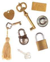 Keys Locks Tags