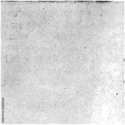 Fotografie, Tablou detailed halftone texture overlay