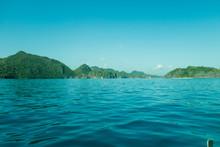 Meereslandschaft Der Philippinen 4