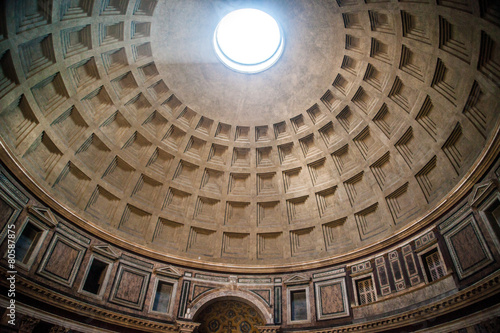 Poster Monument Pantheon, Rome