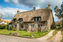 Beautiful Thatched Cottage At ...