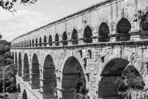 pont-du-gard-francja