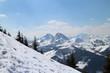 Dachstein group mountains, Austria