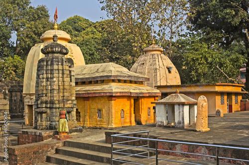 Fotografie, Tablou Ancient Hindu temples