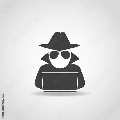 Fotografía  Anonymous Computer Icon