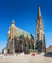 Stephansdom (St. Stephen's Cathedral), Vienna, Austria
