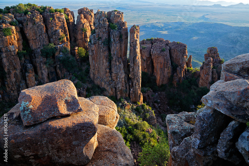 Valley of desolation, Camdeboo National Park