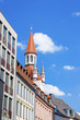 Roofs of central Munich