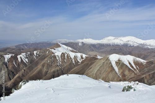 Fotobehang Midden Oosten montagnes d'Iran