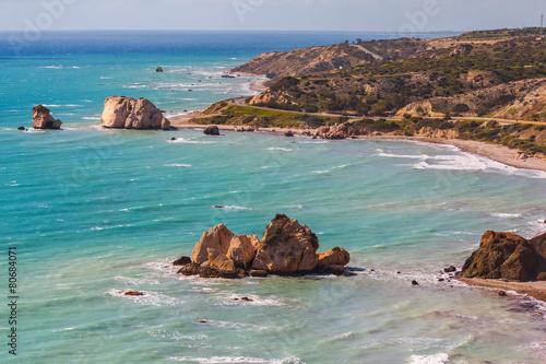 aphrodite birthplace cyprus