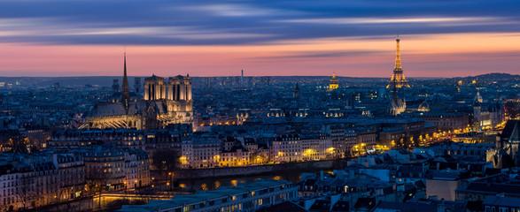 Pariz iz Bastilje
