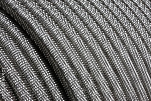 Fotografie, Obraz  Flexible Metal Hose