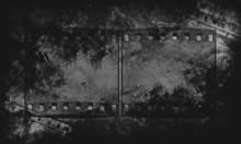 Black And White Retro Grunge 35mm Film