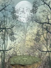 Fototapeta Fantasy landscape