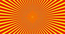 Rays, Beams. Sunburst, Starburst Background