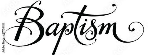 Cuadros en Lienzo Baptism