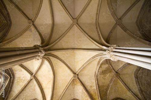 Caen, Abbaye aux Femmes Wallpaper Mural