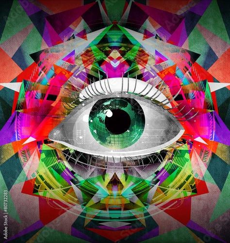 abstrakcyjne-oko