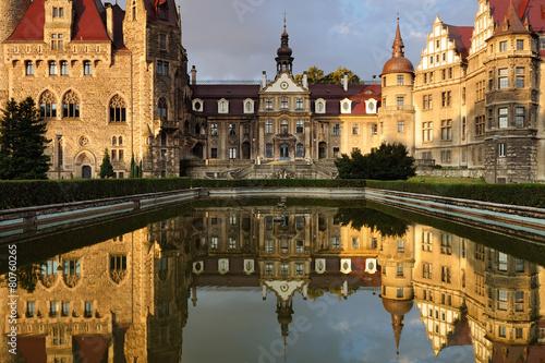 Moszna pałac #80760265