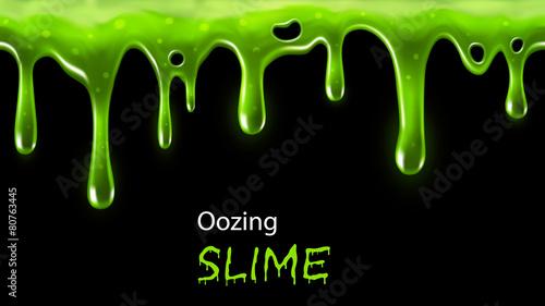 Fotografía Oozing slime seamlessly repeatable
