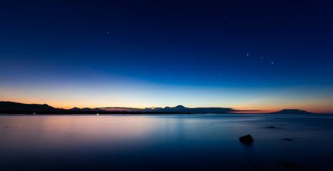Balinese Night Sky