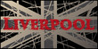 Liverpool Vintage Worn UK Flag 3D