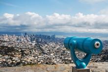 San Francisco Telescope View