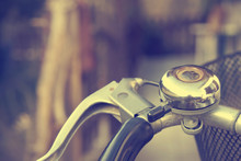 Retro Bicycle Bell