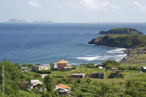 Foto op Plexiglas Caraïben Biabou St Vincent & The Grenadines Caribbean 02