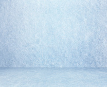 Frozen Snow Room