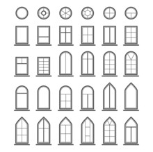 Different Types Of Windows. Ep...