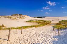 Moving Dunes Park Near Baltic ...