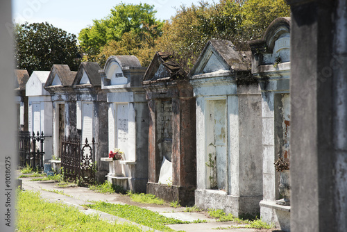 Canvas Prints Cemetery Lafayette Cemetery