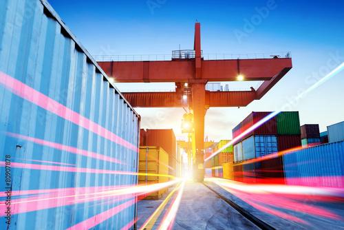 Fotografía  Container Terminal