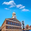 Boston Faneuil Hall in Massachusetts USA