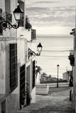 Stara ulica miasta Altea - 80934897