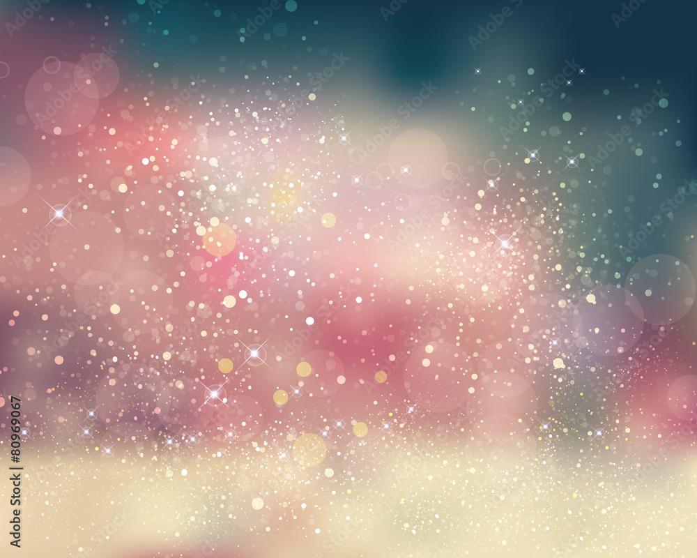 Fototapety, obrazy: shines background