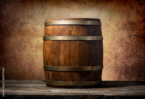 Cuadros en Lienzo Barrel for beverages