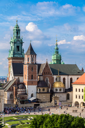 Poland, Wawel Cathedral #80990474