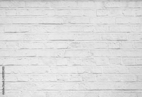 Foto op Aluminium Wand Abstract old stucco white brick wall background