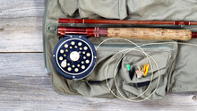 Trout Fishing Gear On Fishing ...