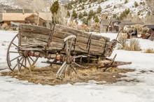 Dilapidated Wagon