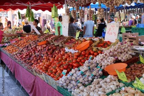 Photo Fruits et légumes en provence