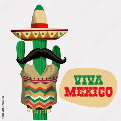 Fotografie, Obraz  Mexico design.
