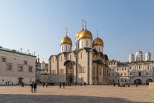 Cathedral Of The Dormition In ...