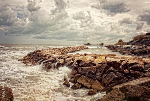 Fotografija  mare in tempesta