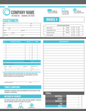 Customizable Invoice Template ...