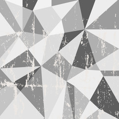 black and white pattern, grungy style, vector illustration