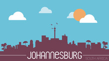 Johannesburg South Africa Skyl...