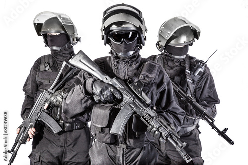 Fotografía  Russian special forces